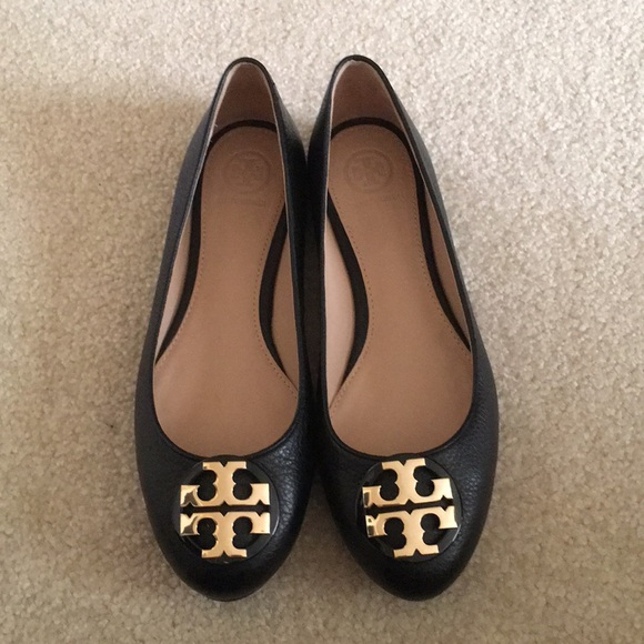 Authentic Brand New Tory Burch Claire Flats